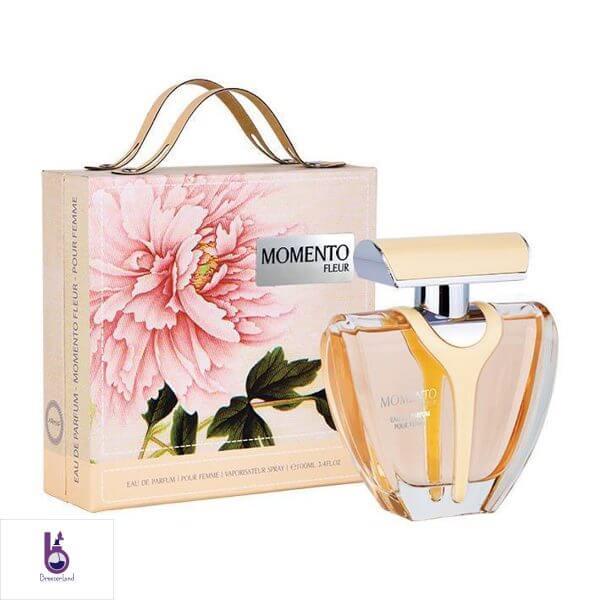Armaf Luxe for Her Momento Fleur 100 ml Eau de Parfum pour Femme - Momento Fleur Perfume By Armaf For Women