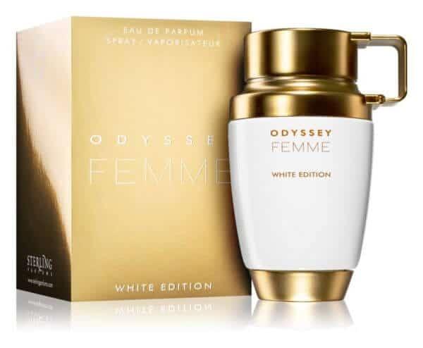 Odyssey For Women White by Armaf 100 ml