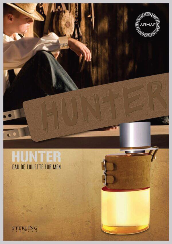 hunter for men - Armaf Hunter For Men 100 ml