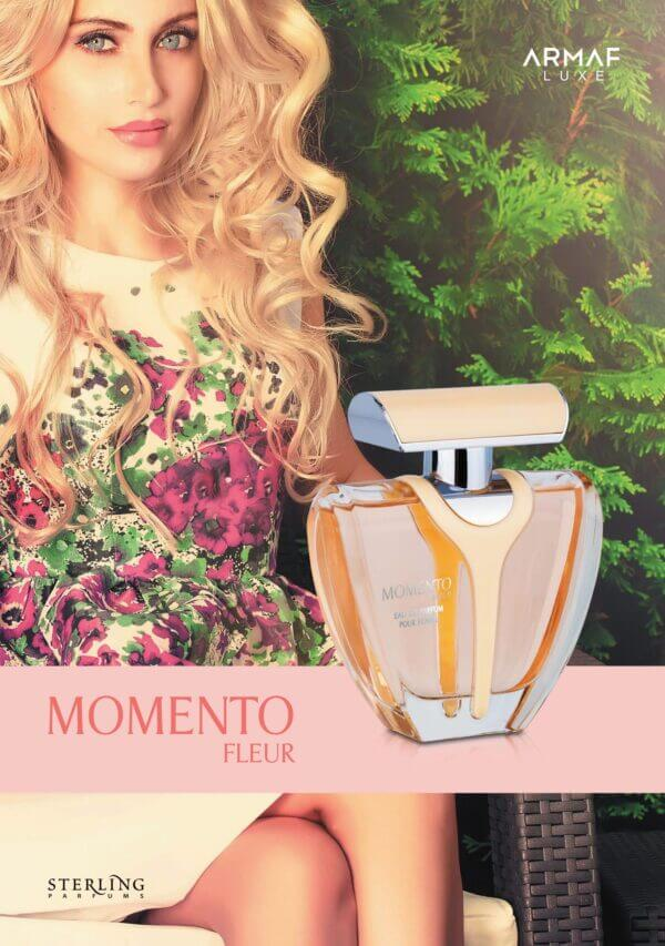 Momento Fleur Perfume By Armaf For Women