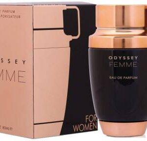 Odyssey For Women Black by Armaf 100 ml