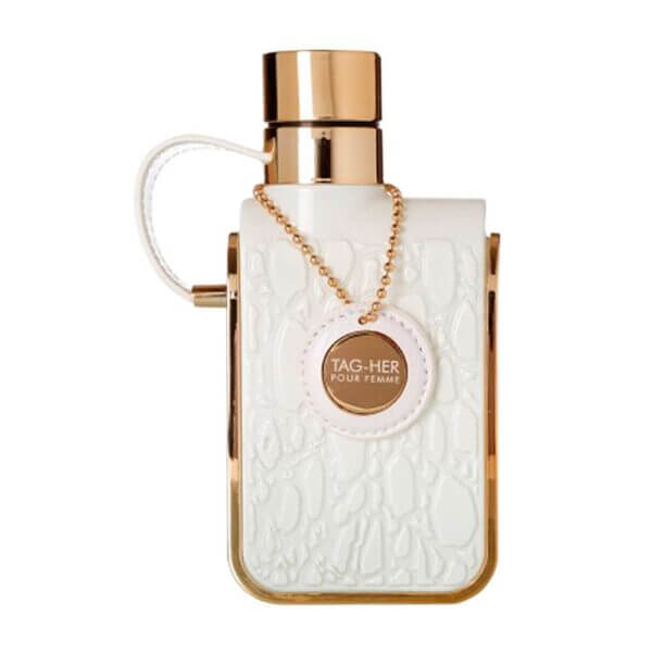 Armaf Tag Her Perfume For Women - Eau De Parfum - 100 ml