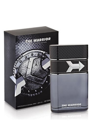 the warrior 2 - The Warrior For Men by Armaf 100 ml