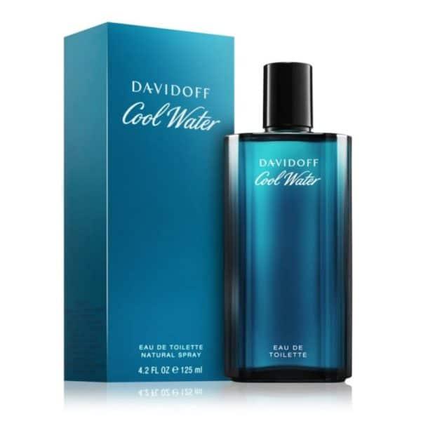 Davidoff Cool Water Men EDT 125ml 1 - Davidoff Cool Water Men EDT 125ml