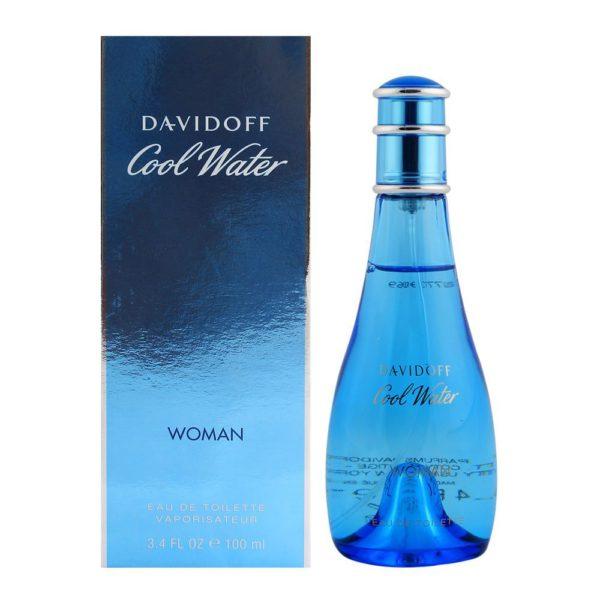 Davidoff Cool Water Woman EDT 1 - Davidoff Cool Water Woman EDT 100ml