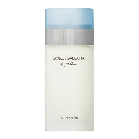 Dolce Gabbana Light Blue EDT 2 1 - Dolce & Gabbana Light Blue EDT 100ml (Women)