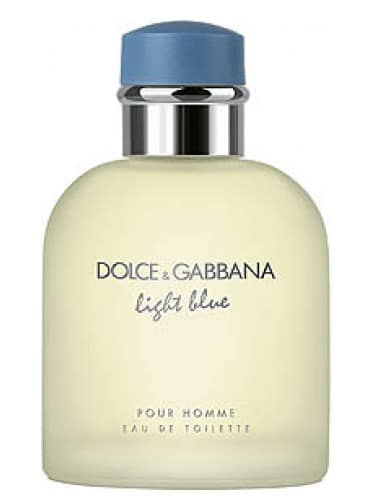 Dolce Gabbana Light Blue Pour Homme EDT 125ml 2 - Dolce & Gabbana Light Blue EDT 125ml (Men)