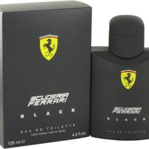 Ferrari Scuderia Black EDT 125ml
