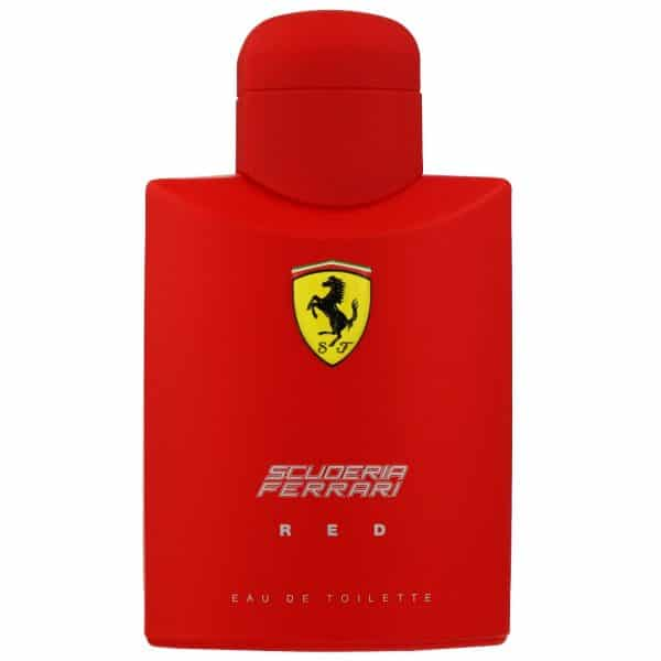 Ferrari Scuderia Red EDT 125ml 2 - Ferrari Scuderia Red EDT 125ml