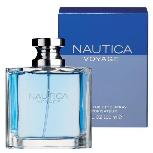 nautica voyage 1 - Nautica Voyage EDT 100ml men perfume