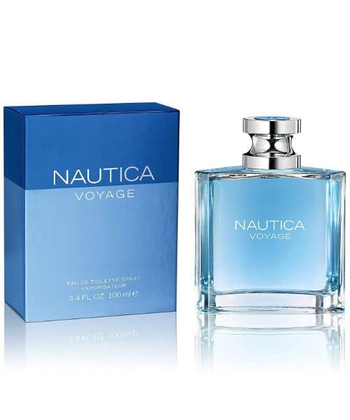 nautica voyage 3 - Nautica Voyage EDT 100ml men perfume