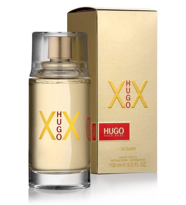 Hugo Boss XX Woman EDT 100ml 1 - Hugo Boss XX Woman EDT 100ml