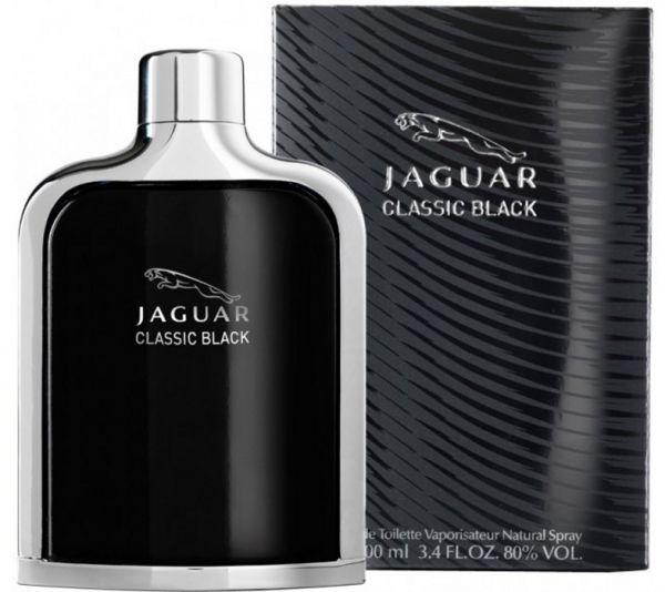 Jaguar Classic Black EDT 100ml 1 - Jaguar Classic Black EDT 100ml