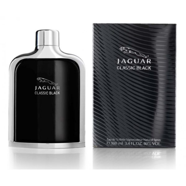 Jaguar Classic Black EDT 100ml 3 - Jaguar Classic Black EDT 100ml