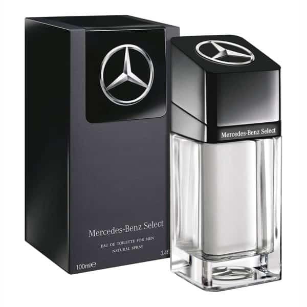 Mercedes Benz Select EDT 100ml 1 - Mercedes Benz Select EDT 100ml