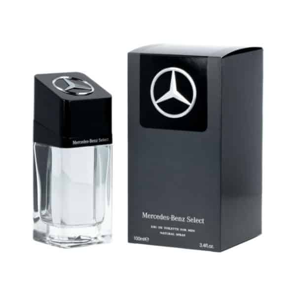 Mercedes Benz Select EDT 100ml 3 - Mercedes Benz Select EDT 100ml