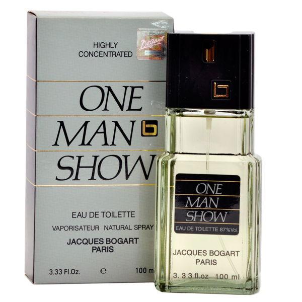 One Man Show Jacques Bogart for men EDT 100ml 2 - One Man Show Jacques Bogart for men EDT 100ml