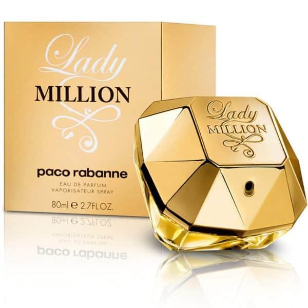 Paco Rabanne Lady Million EDP 80ml 1 - Paco Rabanne Lady Million EDP 80ml