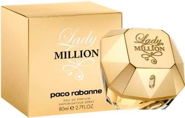 Paco Rabanne Lady Million EDP 80ml 2 - Paco Rabanne Lady Million EDP 80ml